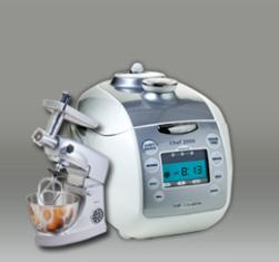 Chef 2000 turbomix cocinan por t sergio escot - Robot de cocina chef titanium ...
