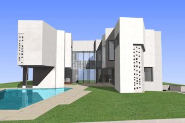Casa de diseño 4