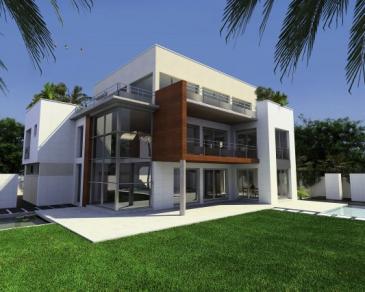 Casa de diseño 7