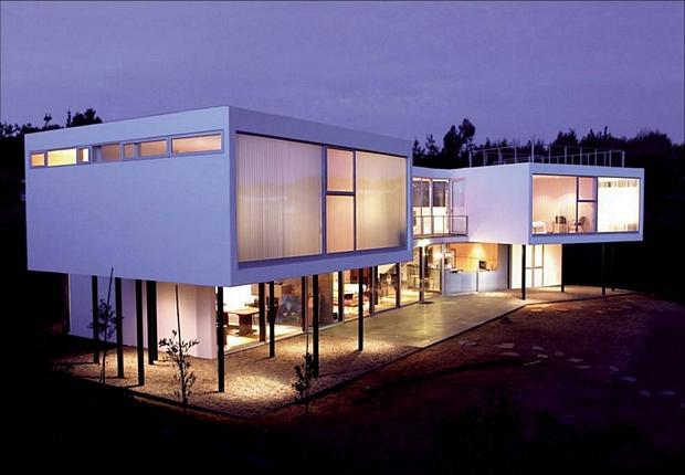 Casa de diseño 8